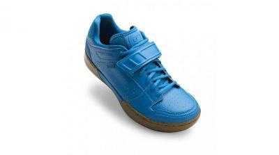 Chaussures Giro CHAMBER Bleu Jewel/Gum