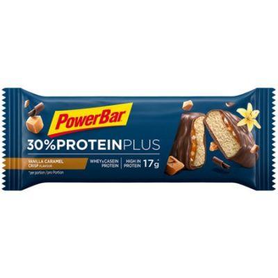 Barre protéinée PowerBar ProteinPlus 30% 55 g Orange/Jaffa Cake