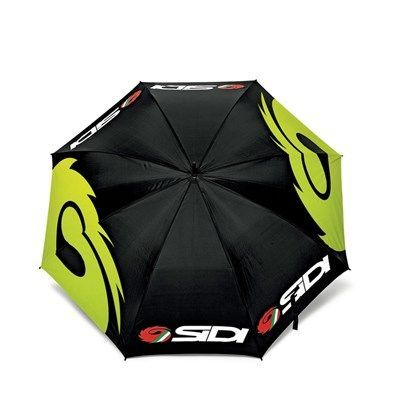 Parapluie Sidi Noir/Jaune