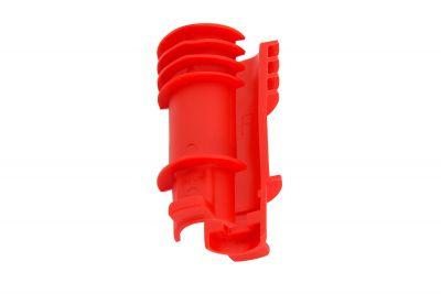 Adaptateur de batterie Di2 D.31,6 mm pour tige de selle Carbone