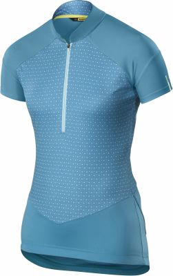 Maillot femme Mavic Sequence Graphic Blue Moon
