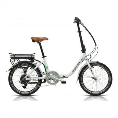 Vélo électrique Pliant Megamo Chip 3.0 20'' Blanc 2020