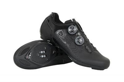 Chaussures Route Massi Argon Noir