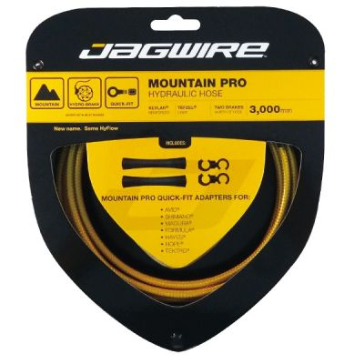 Kit durite hydraulique Jagwire Mountain Pro - Gold Medal