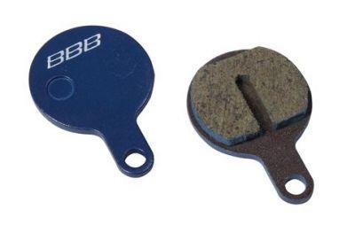 Plaquettes BBB comp. Tektro Iox / Lyra organiques - BBS-76