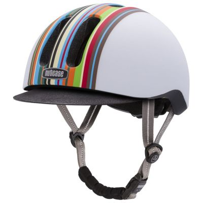 Casque Nutcase Metroride Technicolor (Mat)