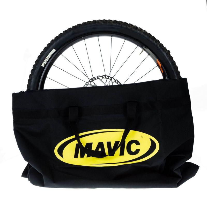 Housse de roue VTT Mavic Noir/Jaune (Unité) - 2