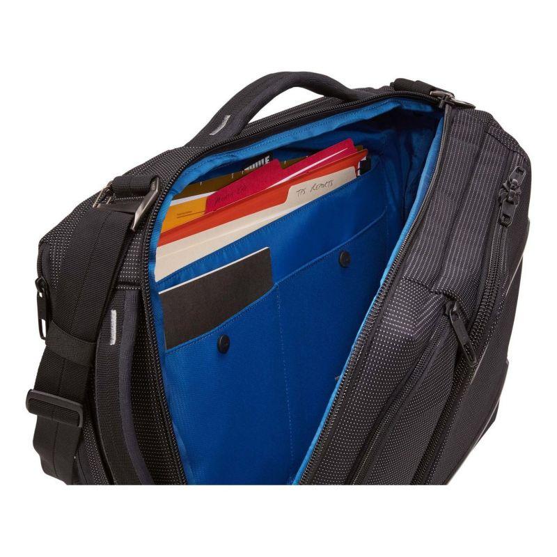 """Sac à dos Thule Crossover 2 convertible Laptop Bag 15,6"""" Noir - 6"""