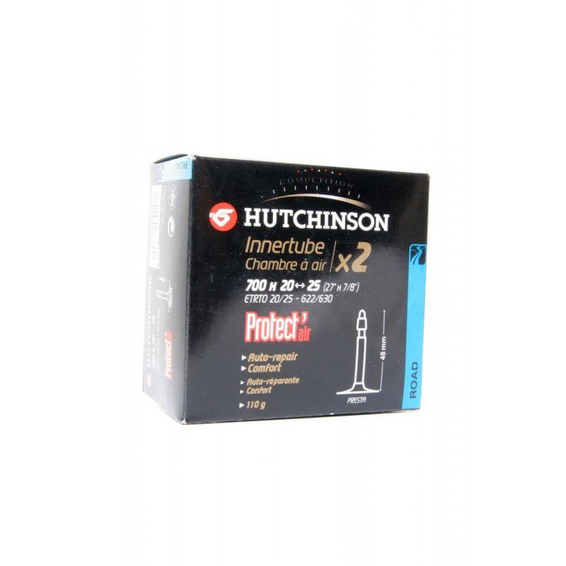 Chambre à air Hutchinson Protect'air 700 x 20/25C (X2) Presta 48 mm