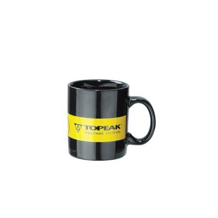 Mug à café Topeak Journey Trailer Noir/Jaune