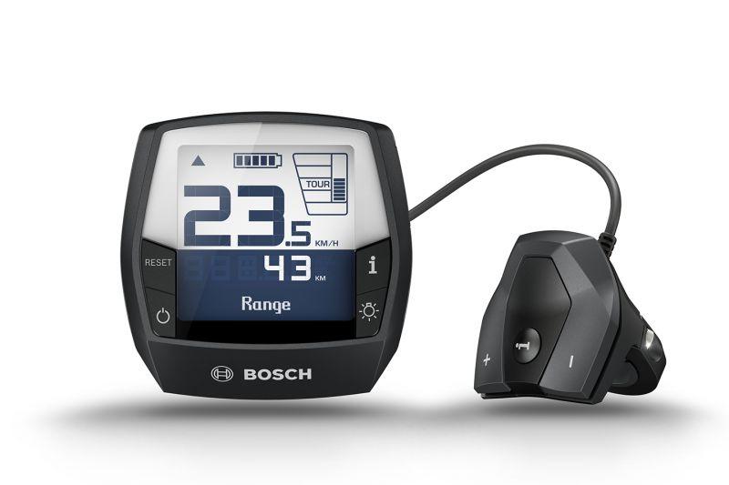 Kit complet Bosch Intuvia + commande déportée Anthracite