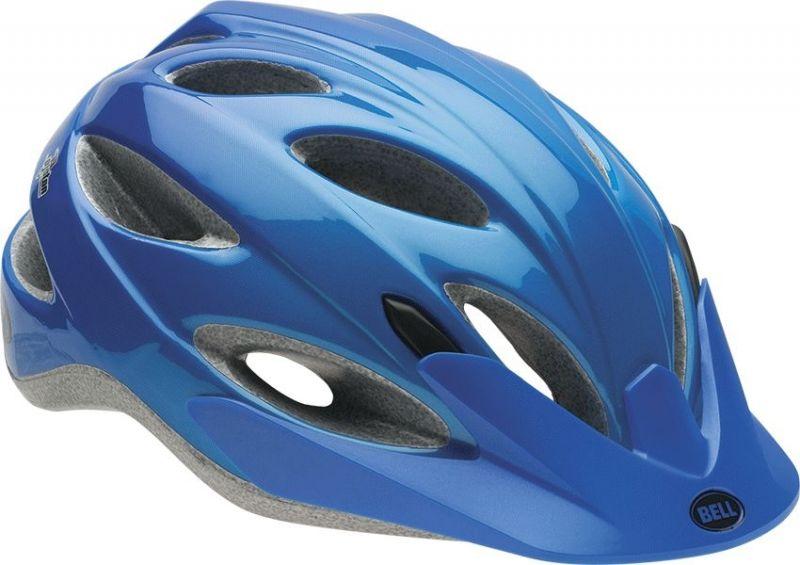 Casque Bell PISTON Bleu