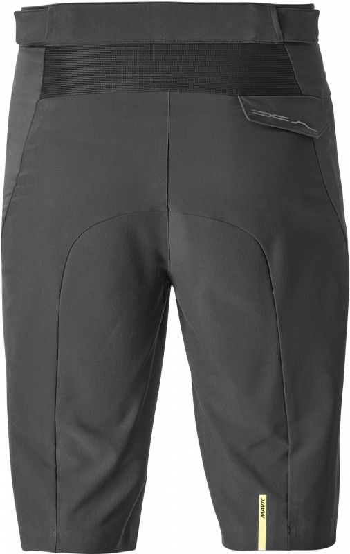 Short Mavic Crossride Noir - 1