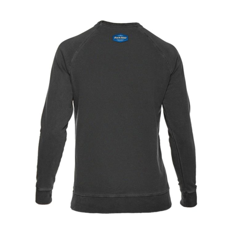 Sweat Shirt Park Tool CrewNeck Noir - SWH-4 - 1