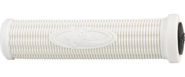 Poignées Lizard Skins Single Compound Charger Blanc