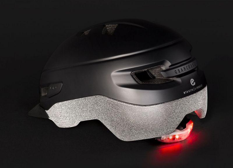 Éclairage arrière casque MET Safe-T Advanced Light Cover - 1