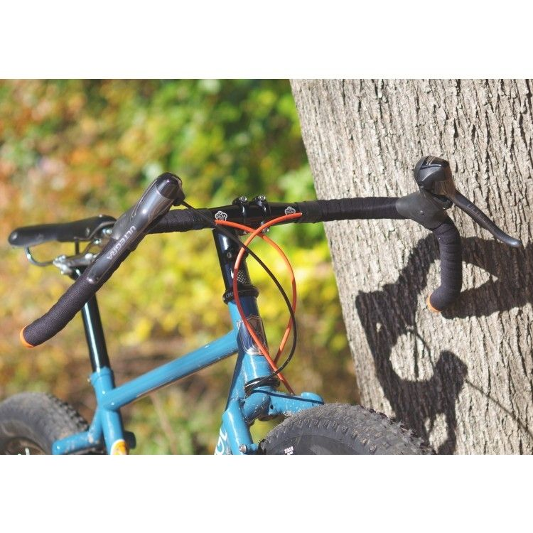 Cintre Dajia Cycleworks Far Bar 44 cm D. 31.8 mm Alu Noir - 2