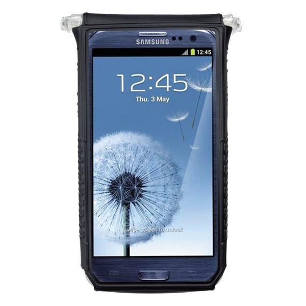 """Housse étanche et support de SmartPhone Topeak DryBag 6 - Écrans 5"""" & 6"""" (noir)"""