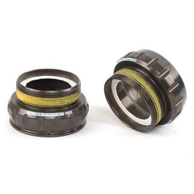 Boitier de pédalier Campagnolo Record Ultra Torque ITAL 70 mm Noir