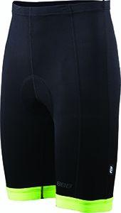 Cuissard sans bretelles BBB Powerfit Shorts Jaune - BBW-214