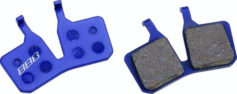 Plaquettes BBB comp. Magura MT5 organiques - BBS-371