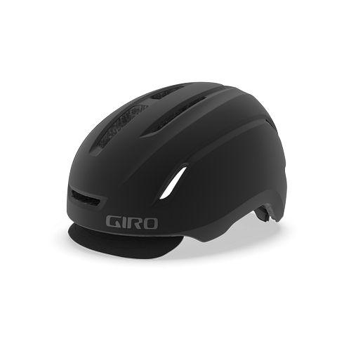 Casque Giro Caden LED Noir Mat