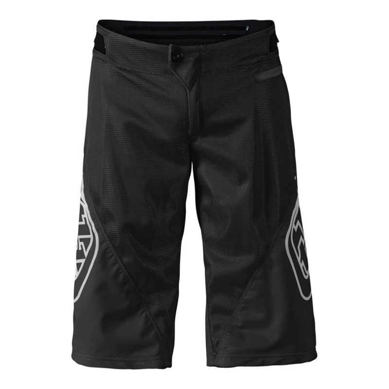 Short Troy Lee Designs Sprint Solid Noir - 2