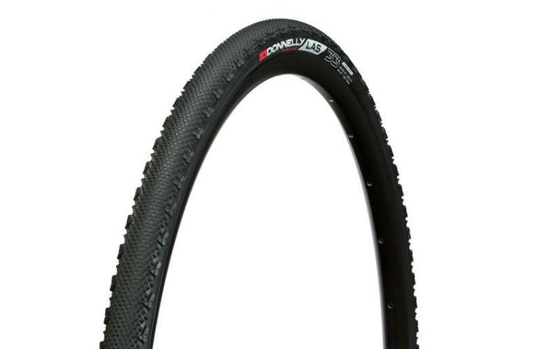 Boyau cyclocross Donnelly LAS Tubular 700 x 33C Noir