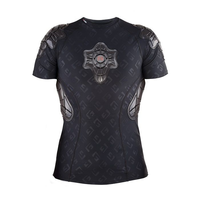 Tee-shirt de protection G-Form Pro-X Noir Logo
