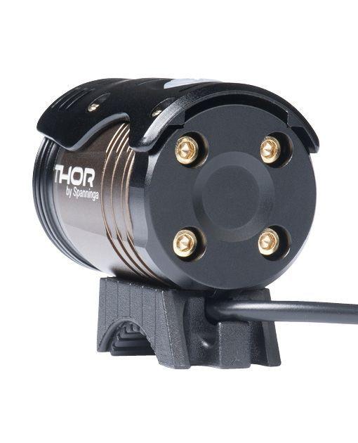 Lampe Thor 1100 lumens Spanninga + Supports - 1
