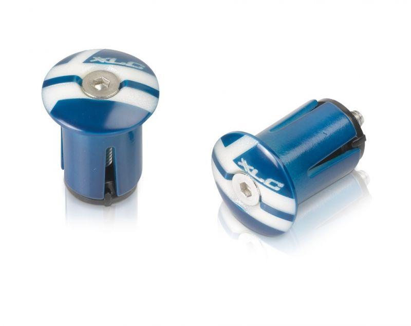 Bouchons de cintre XLC GR-X02 Bleu