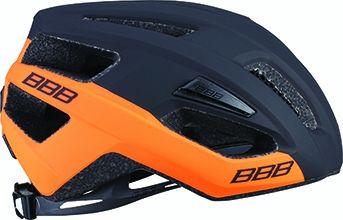 Casque BBB Kite Noir mat/Orange - BHE-29 - 2
