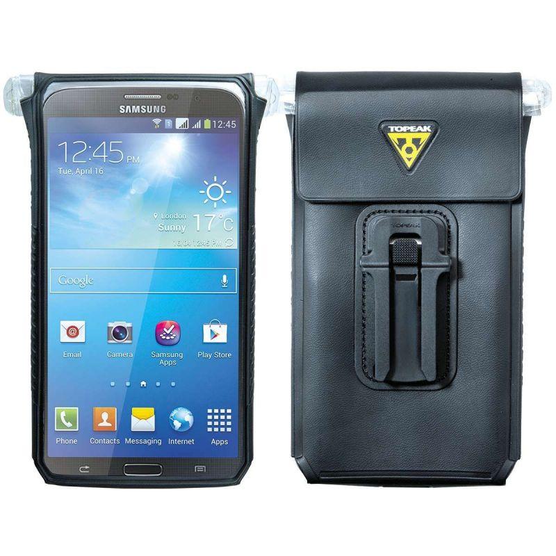 """Housse étanche et support de SmartPhone Topeak DryBag 6 - Écrans 5"""" & 6"""" (noir) - 1"""