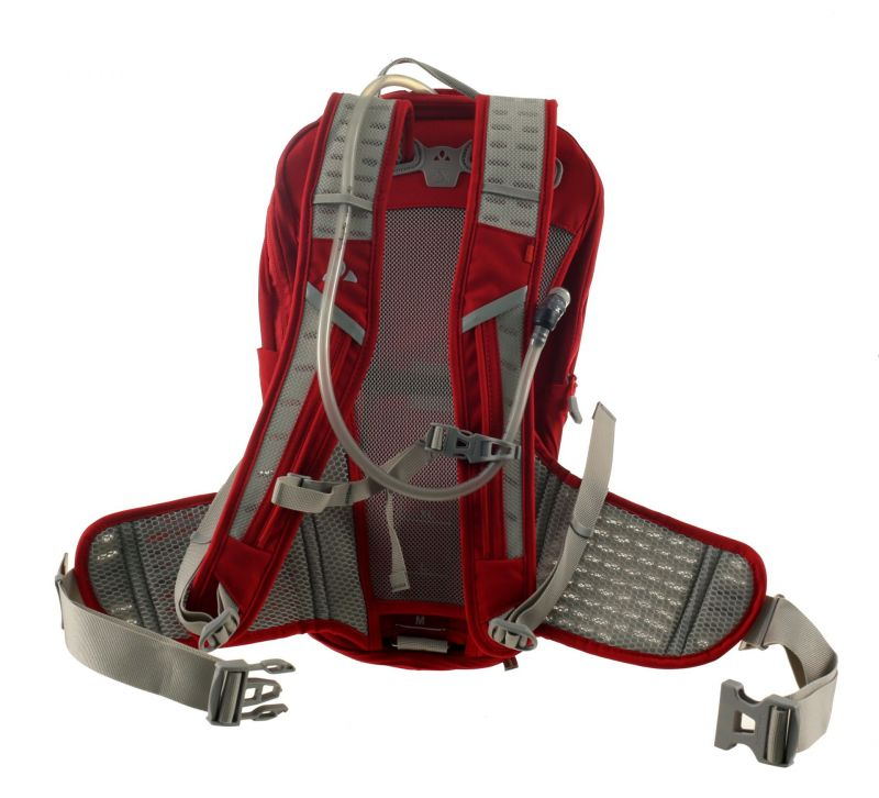 Sac à dos d'hydratation Vaude Aquarius 6+3 L Rouge - 5