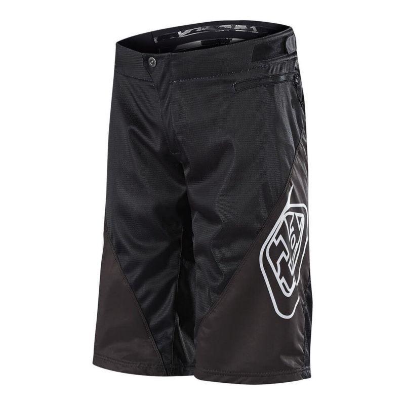 Short Troy Lee Designs Sprint Solid Noir