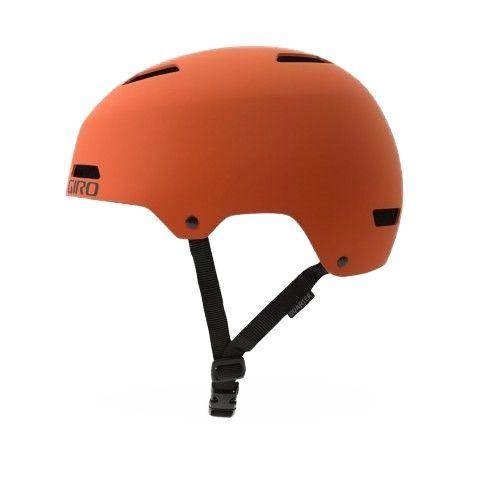Casque Giro QUARTER Orange mat