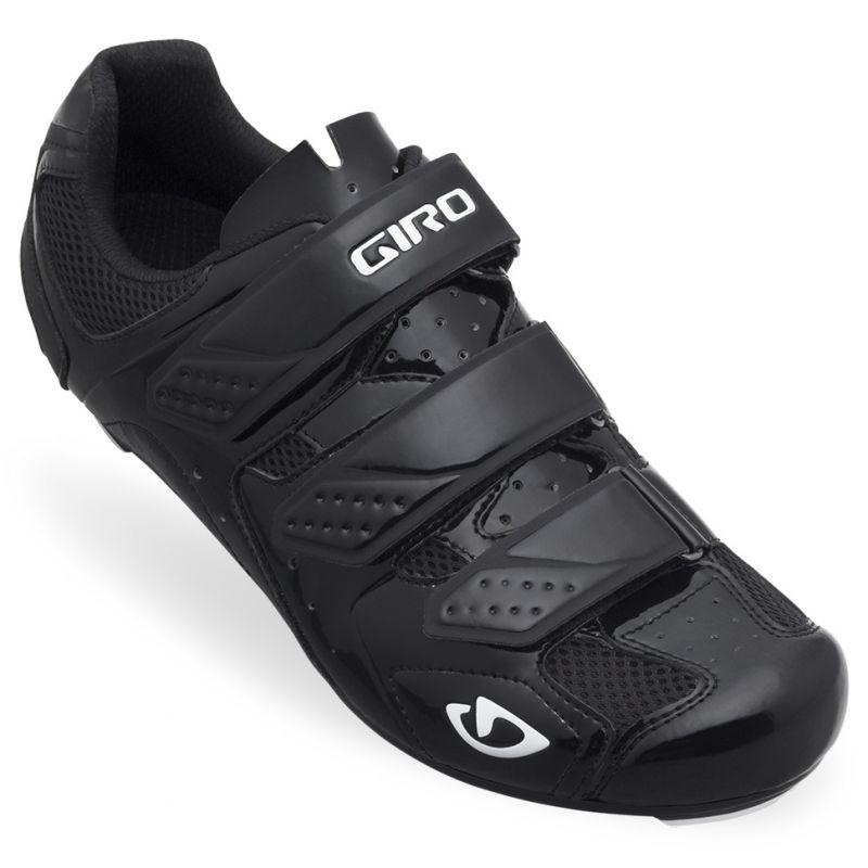 Chaussures route Giro TREBLE II Noir/Blanc