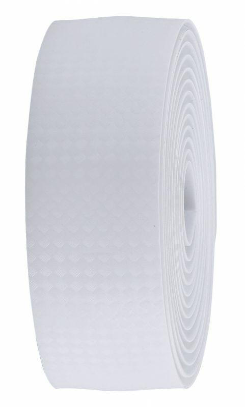 Ruban de cintre BBB RaceRibbon motif Carbone Blanc - BHT-04