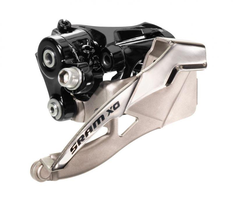 Dérailleur avant SRAM X0 2V collier bas 31,8/34,9 Compact Top Pull