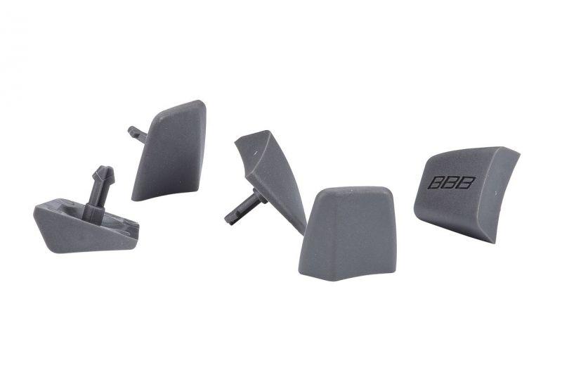 Kit de capuchons BBB pour boulons plateaux Shimano Ultegra 130 mm - BCR-62