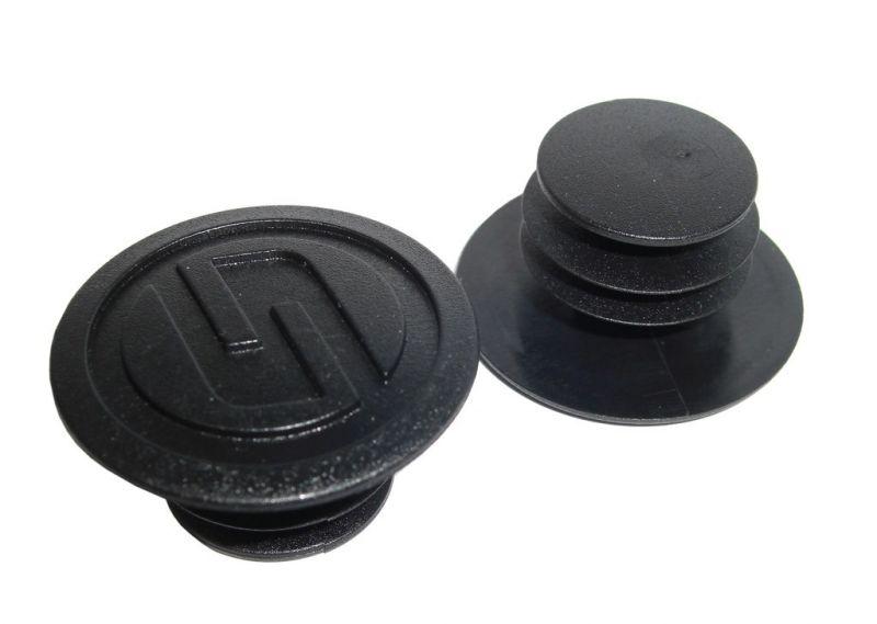 Bouchons de guidon SRAM VTT (x2) Noir
