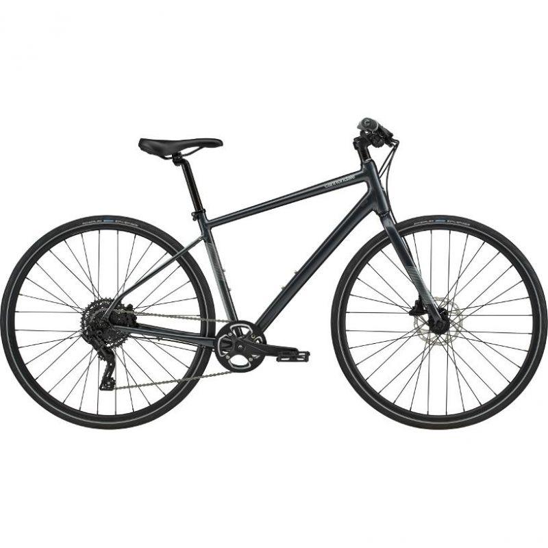 Vélo Fitness Cannondale Quick 4 Gris 2020
