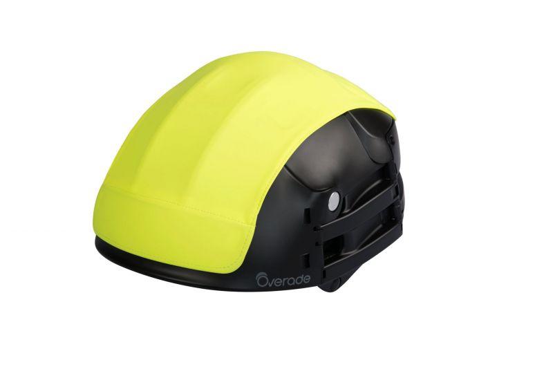 Protection pour casque Overade Plixi Cover Jaune fluo