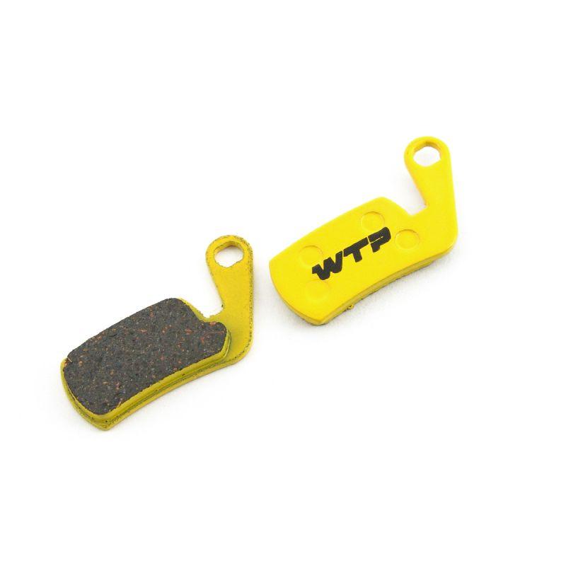Plaquettes de frein vélo WTP compatibles Magura Marta / Marta SL Organiques