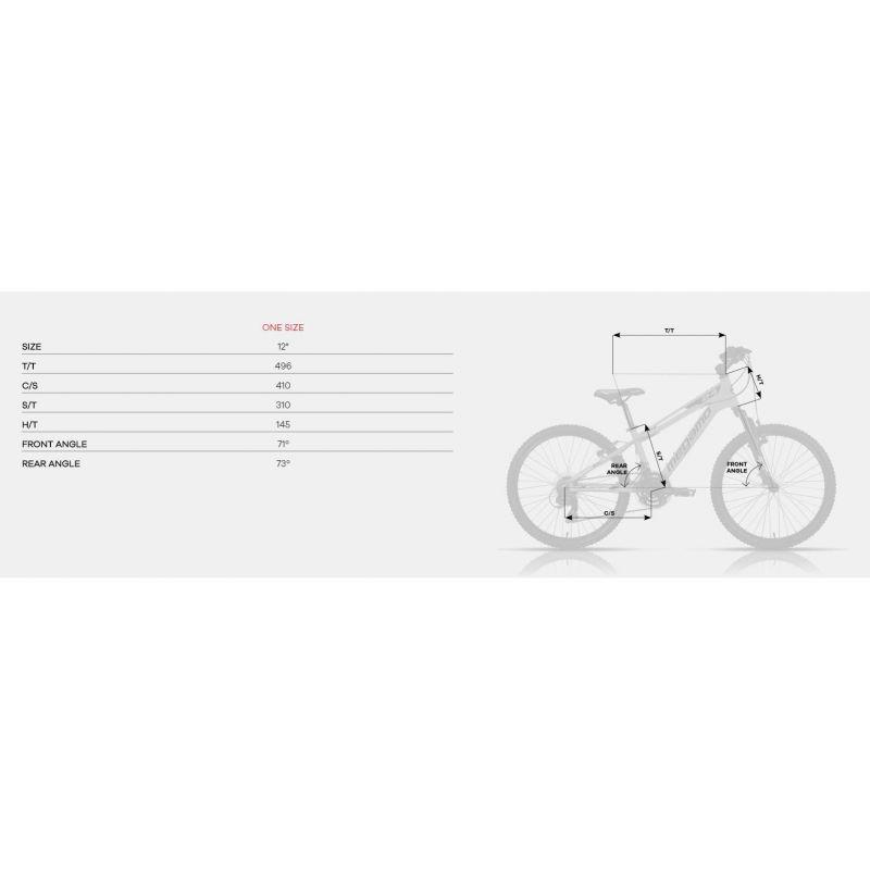 Vélo Enfant Megamo Open Junior Boy 24'' Jaune 2020 - 1