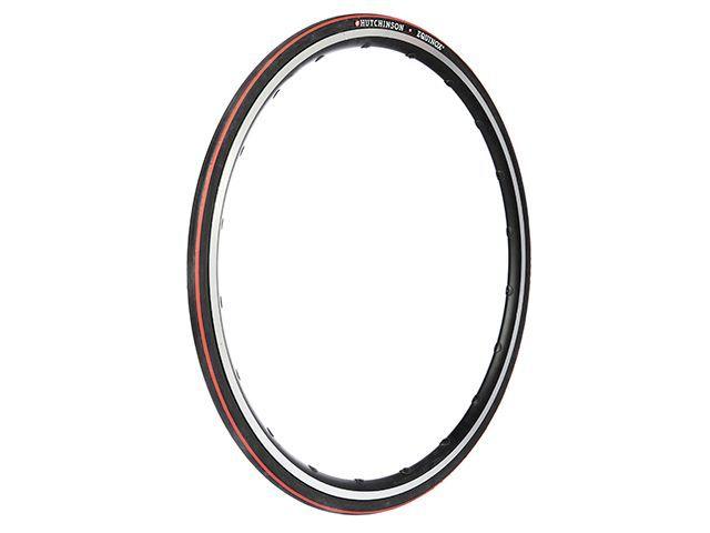 Pneu Hutchinson Equinox 2 700 x 23C TT Reinforced TS Noir/Rouge