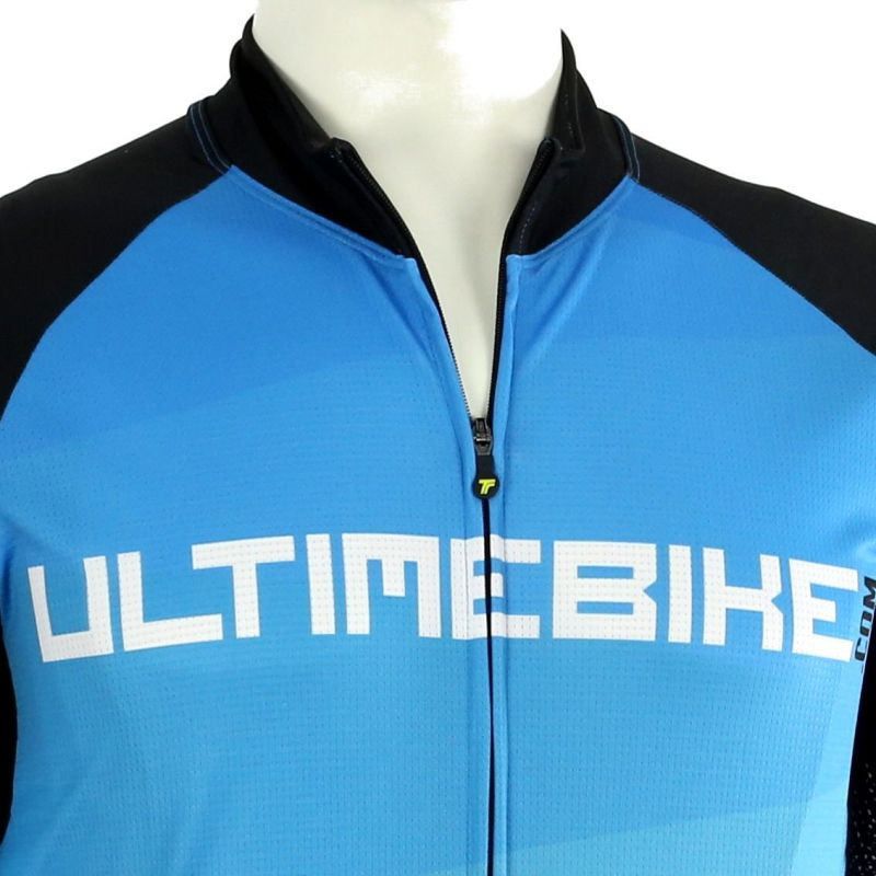 Maillot UltimeBike Plus Fit by TACTIC Manches courtes - 2