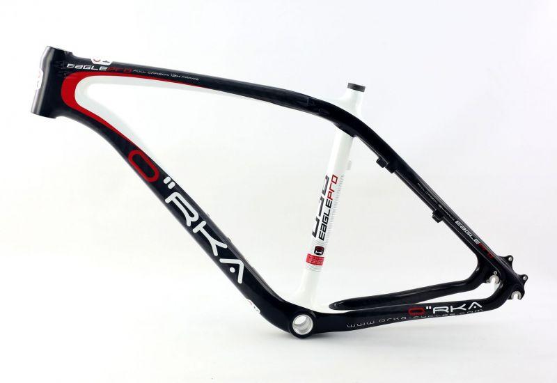 cadre vtt orka eagle pro 26 quot carbone 224 vendre sur ultime bike