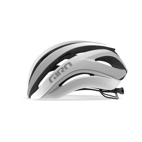 Casque Giro Aether MIPS Blanc Mat/Argent - 1