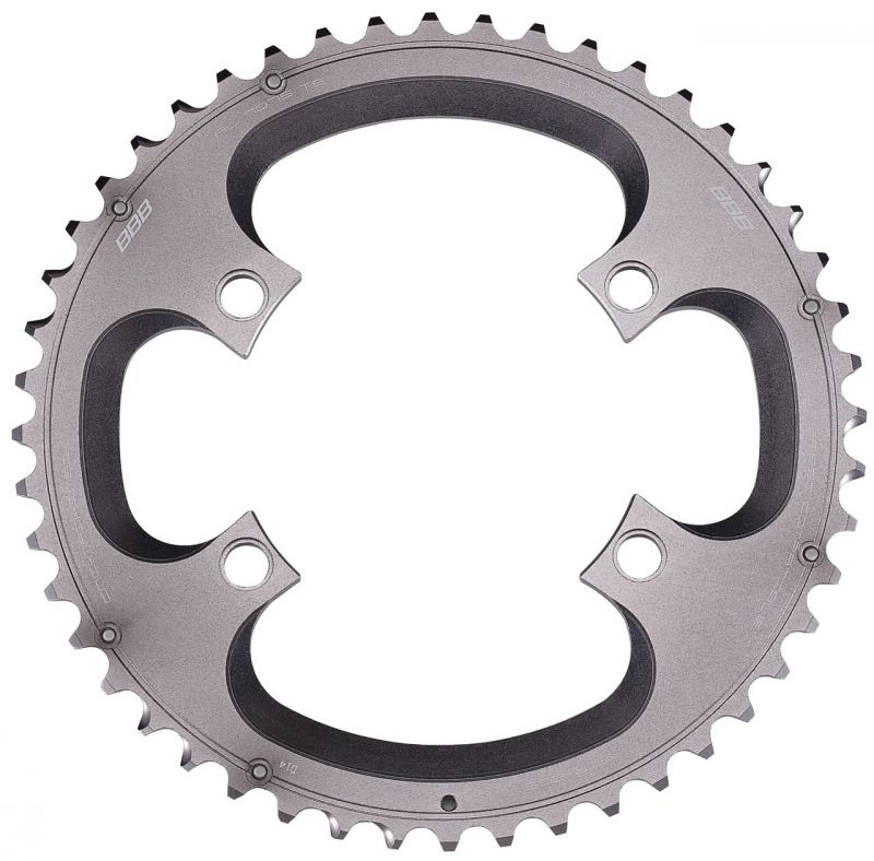 Plateau BBB 4 branches Elevengear comp. Shimano Ultegra /Dura-Ace 48T/110 - BCR-26S